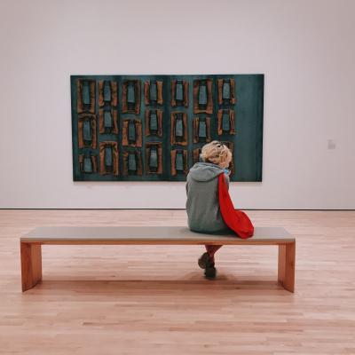 "5 artistes contemporains ""Valeur Sûre"""